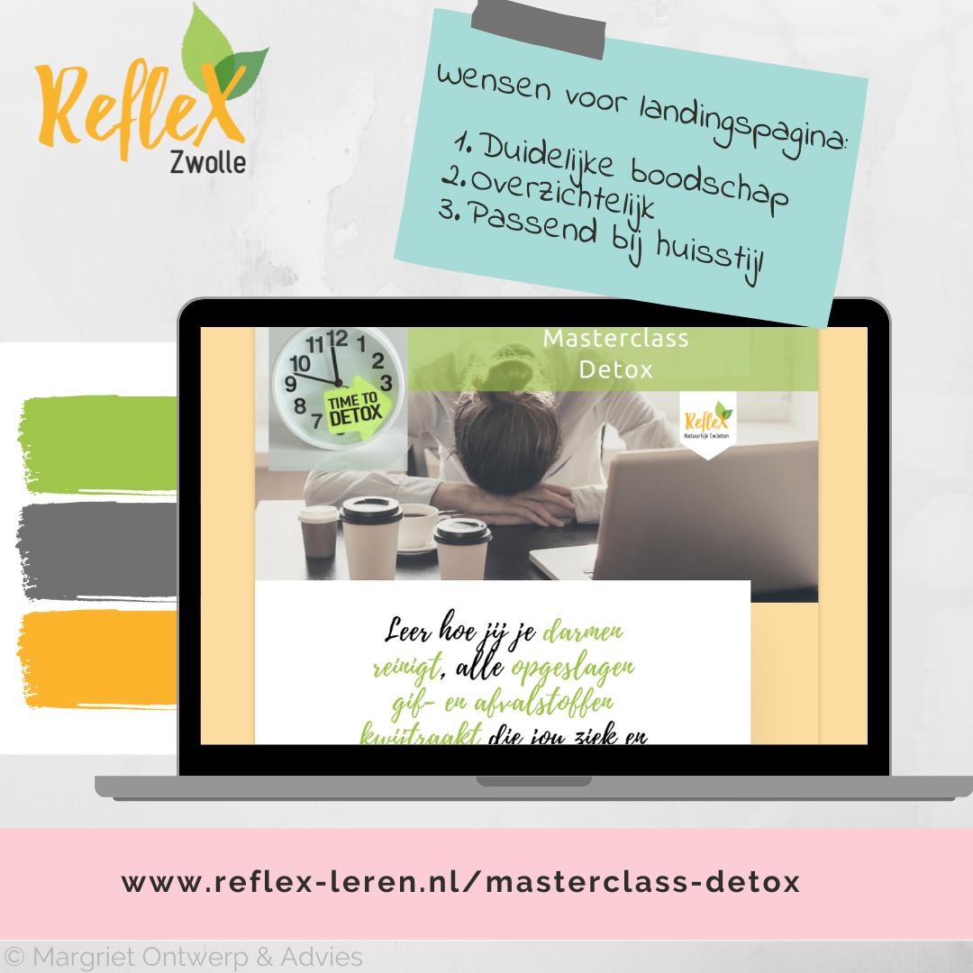 Collage Masterclass-detox